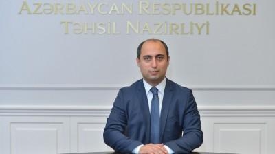 Emin Əmrullayev yeni Təhsil Naziri təyin edildi.