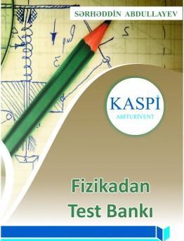 Fizika üzrə test bankı