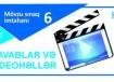 Mövzu Sınaq İmtahanı 6 - 27 Mart 2016