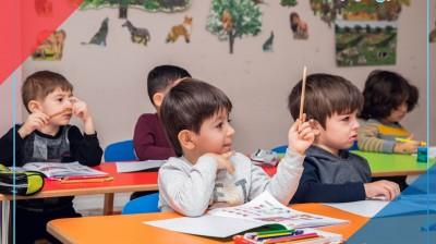 Kaspi Uşaq Bağçası 6 yaşını qeyd edir