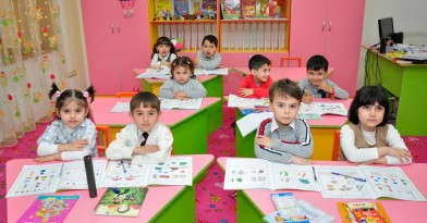 Kaspi Kids 2014-2015-ci tədris ili üçün qəbul elan edir