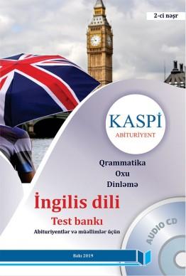 İngilis dili. Test bankı. Qrammatika. Oxu. Dinləmə