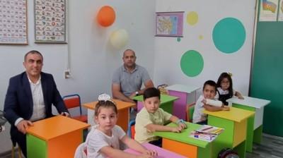 Kaspi KIDS Biləcəridə