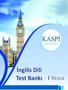 İngilis dili üzrə test bankı