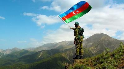 """""""Qarabağ Azərbaycandır!"""""""