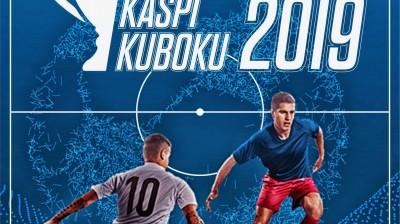 """""""Kaspi Kuboku 2019"""""""