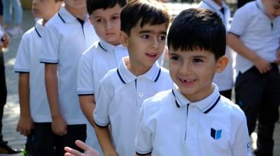Kaspi Liseyi qapılarını açdı