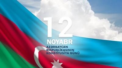 12 Noyabr – Azərbaycan Konstitusiyası Günüdür