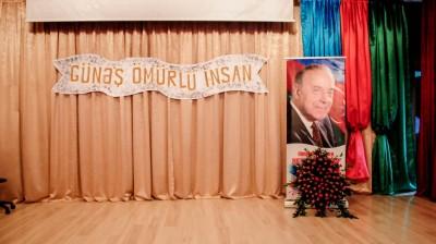 Heydər Əliyevin anım günü 11.12.2015