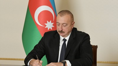 Azərbaycan Prezidenti, Ali Baş Komandan İlham Əliyevə təbrik məktubu!