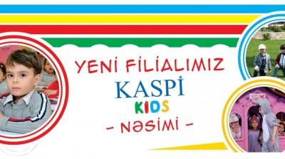 Kaspi Kids- Nəsimi filialı