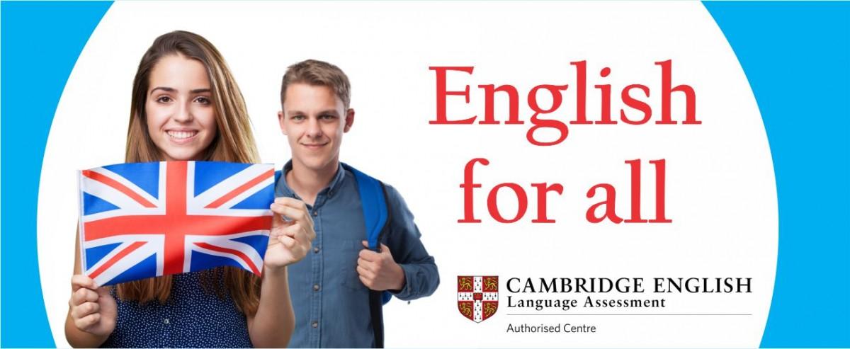 English fora all